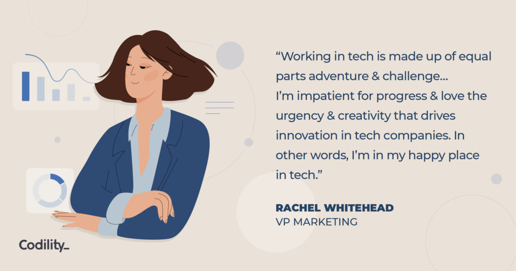 Leadership Q/A With Our VP of Marketing, Rachel Whitehead